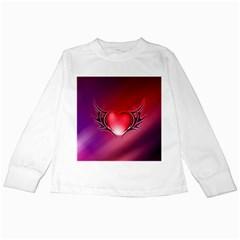 9108 Kids Long Sleeve T Shirt
