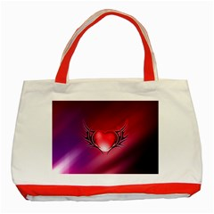 9108 Classic Tote Bag (red)