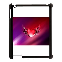9108 Apple iPad 3/4 Case (Black)