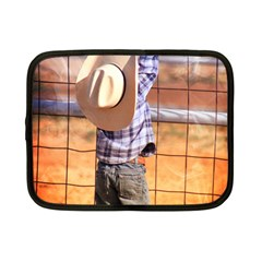 LITTLE COWBOY Netbook Case (Small)