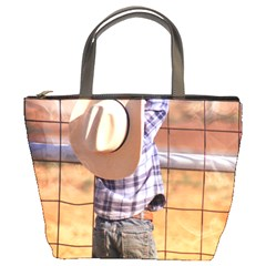 LITTLE COWBOY Bucket Bag
