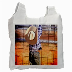 LITTLE COWBOY Recycle Bag (Two Sides)