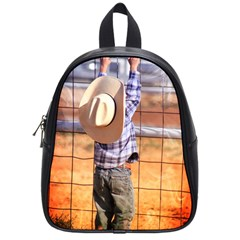 LITTLE COWBOY School Bag (Small)