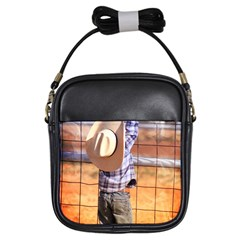 LITTLE COWBOY Girl s Sling Bag