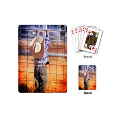 LITTLE COWBOY Playing Cards (Mini)