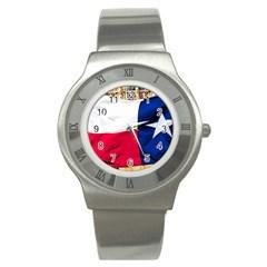 Texas Stainless Steel Watch (unisex)