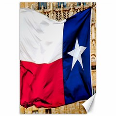 TEXAS Canvas 12  x 18  (Unframed)