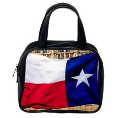 TEXAS Classic Handbag (One Side)