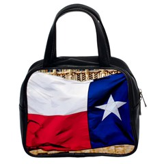 TEXAS Classic Handbag (Two Sides)
