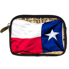 TEXAS Digital Camera Leather Case