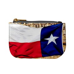 TEXAS Coin Change Purse