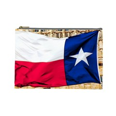 Texas Cosmetic Bag (large)