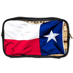 TEXAS Travel Toiletry Bag (One Side)