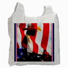 TRUE COWGIRL Recycle Bag (Two Sides)