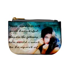 MY EYE ONLY Coin Change Purse