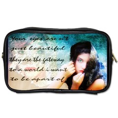 MY EYE ONLY Travel Toiletry Bag (One Side)