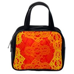 Asym Classic Handbag (One Side)