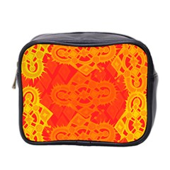Asym Mini Travel Toiletry Bag (two Sides)