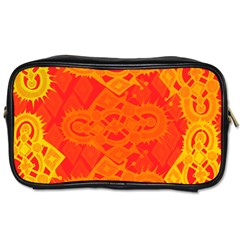 Asym Travel Toiletry Bag (two Sides)