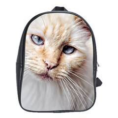BLUE EYES School Bag (Large)