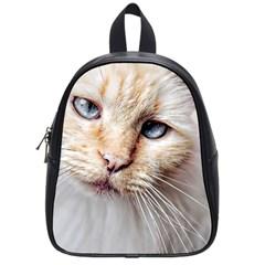 Blue Eyes School Bag (small)