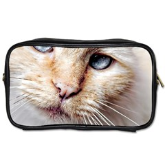 BLUE EYES Travel Toiletry Bag (One Side)