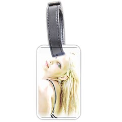 Rissa Luggage Tag (two Sides)