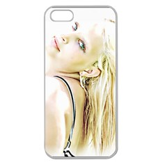Rissa Apple Seamless Iphone 5 Case (clear)