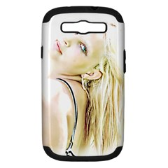 RISSA Samsung Galaxy S III Hardshell Case (PC+Silicone)