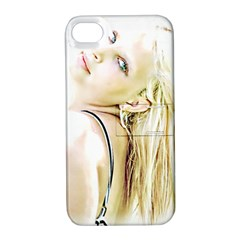 RISSA Apple iPhone 4/4S Hardshell Case with Stand