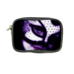 Purple M Coin Purse