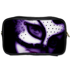 PURPLE M Travel Toiletry Bag (One Side)