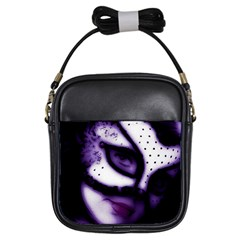 PURPLE M Girl s Sling Bag