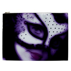 PURPLE M Cosmetic Bag (XXL)