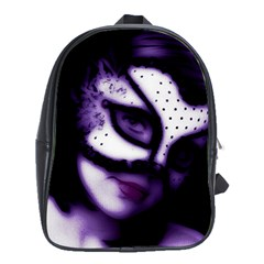 PURPLE M School Bag (XL)