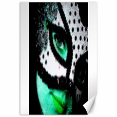 MASKED Canvas 12  x 18  (Unframed)