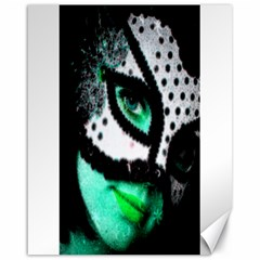 MASKED Canvas 16  x 20  (Unframed)