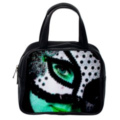 Masked Classic Handbag (one Side)