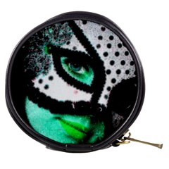 Masked Mini Makeup Case
