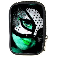 MASKED Compact Camera Leather Case