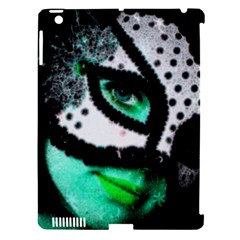 MASKED Apple iPad 3/4 Hardshell Case (Compatible with Smart Cover)