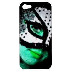 Masked Apple Iphone 5 Hardshell Case
