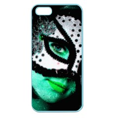MASKED Apple Seamless iPhone 5 Case (Color)