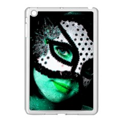 Masked Apple Ipad Mini Case (white)