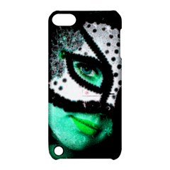 MASKED Apple iPod Touch 5 Hardshell Case with Stand