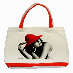 RED HAT Classic Tote Bag (Red)