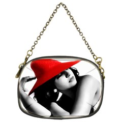 RED HAT Chain Purse (Two Side)