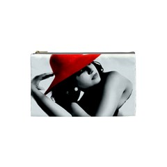 Red Hat Cosmetic Bag (small)
