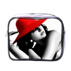 RED HAT Mini Travel Toiletry Bag (One Side)