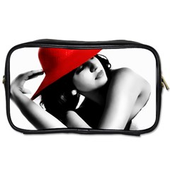 Red Hat Travel Toiletry Bag (two Sides)